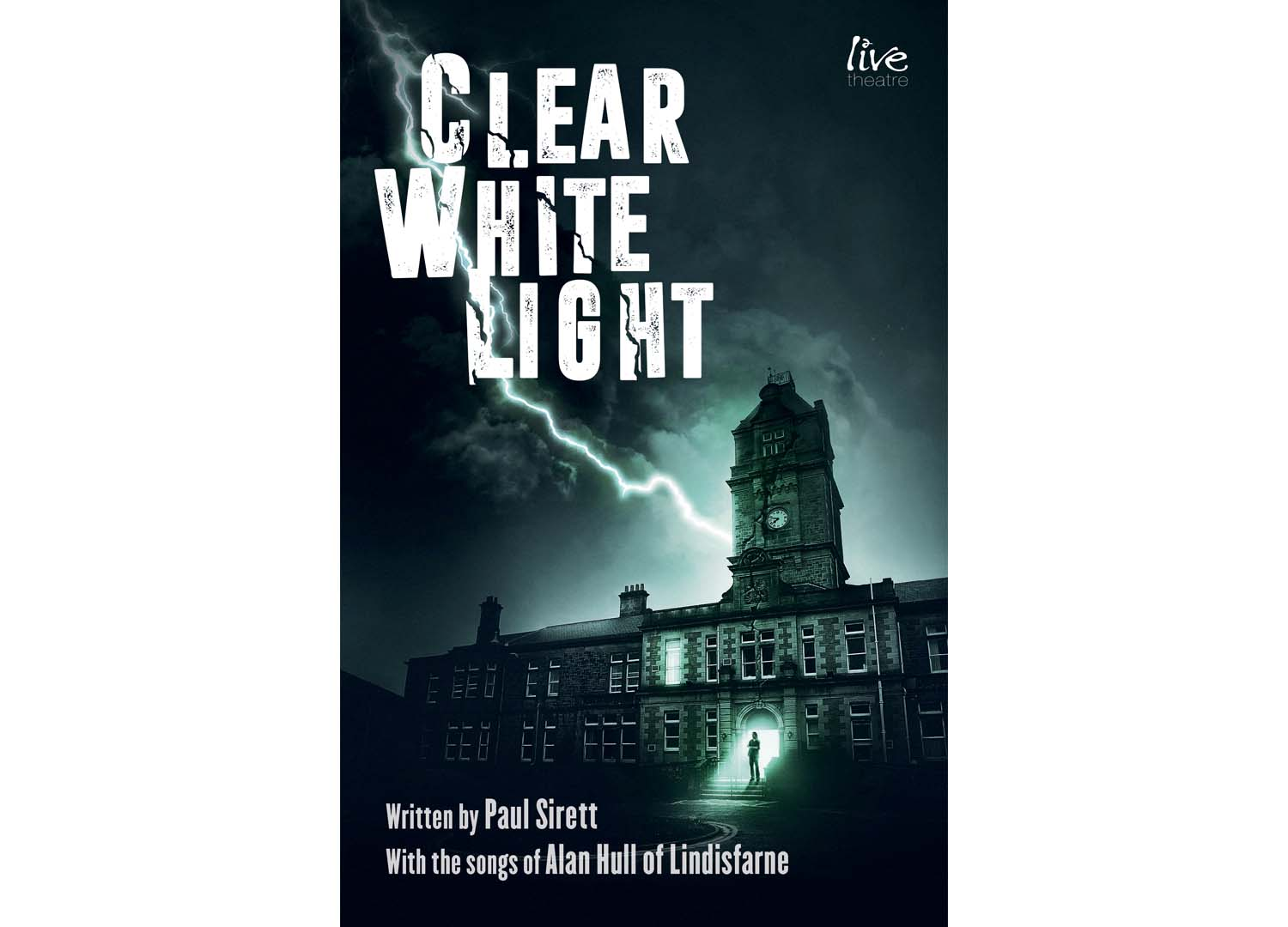 Picture of front cover of Clear White Light playtext