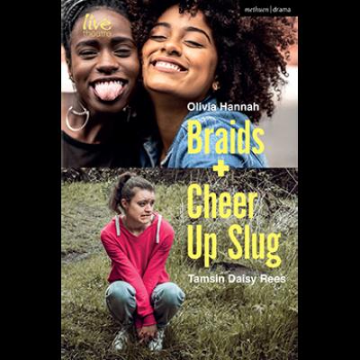 Braids + Cheer Up Slug playtext front cover