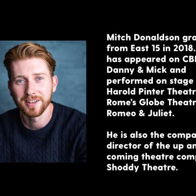 Mitch Donaldson - biography and photograph