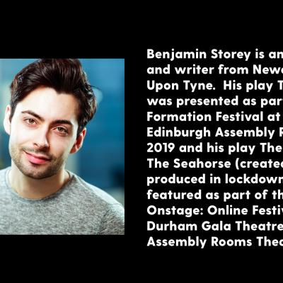 Benjamin Storey - biography and photograph