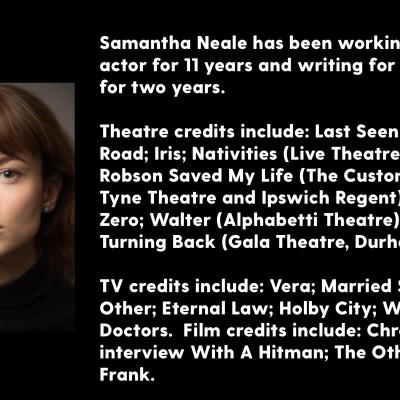 Samantha Neale - biography and photograph