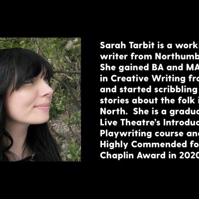 Sarah Tarbit - biography and photograph