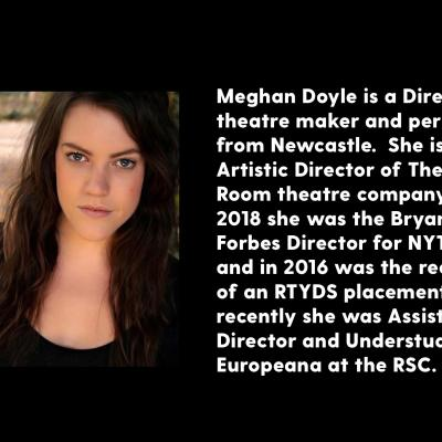 Meghan Doyle - biography and photograph