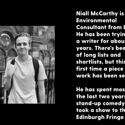 Niall McCarthy - biography and photograph