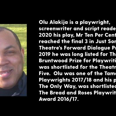 Olu Alakija - biography and photograph