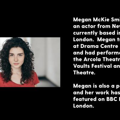 Megan McKie Smith - biography and photograph