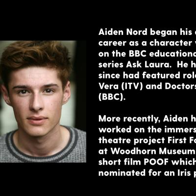 Aiden Nord - biography and photograph