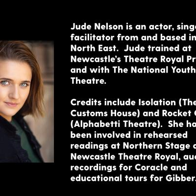 Jude Nelson - biography and photograph