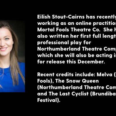 Eilish Stout-Cairns headshot and biography