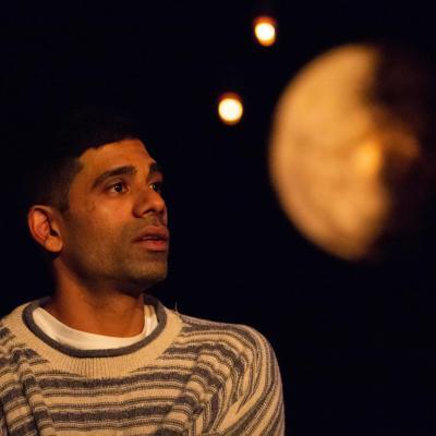 Darren Kuppan in Under Three Moons