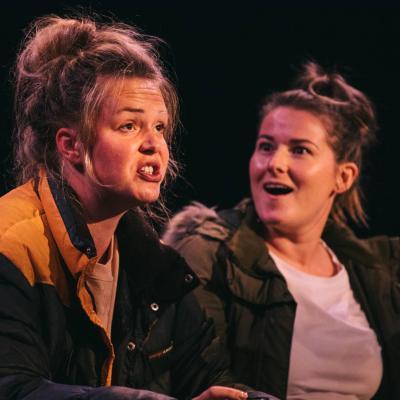 Hannah Walker & Jessica Dawson in Once A Dunstoner, Always A Dunstoner