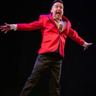 Lewis Jobson in Redcoat (2020)