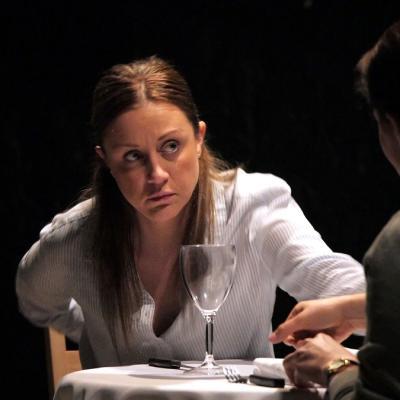 Christina Berriman Dawson in Rattle Snake