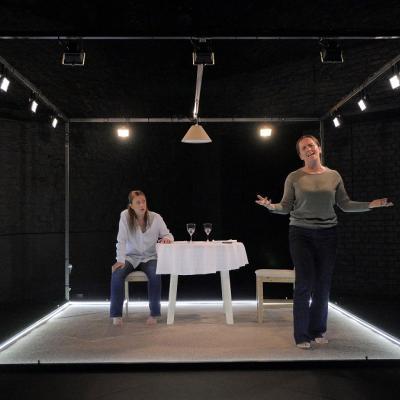 Christina Berriman Dawson & Eilidh Talman in Rattle Snake