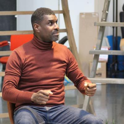 Stanley J Browne, One Under rehearsals, photo Charlotte McCabe (4).JPG