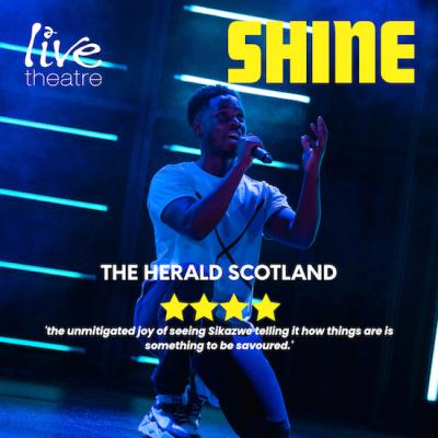 Shine - Herald Scotland Review from 2019