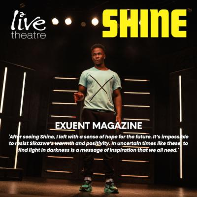 Shine - Exeunt Magazine Review from 2019