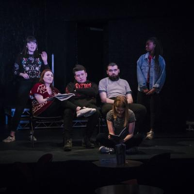 Masters Of Our Own Making - Youth Theatre Presentations March 2018