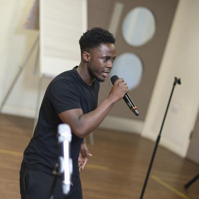 Shine rehearsals