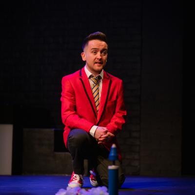 Lewis Jobson in Redcoat