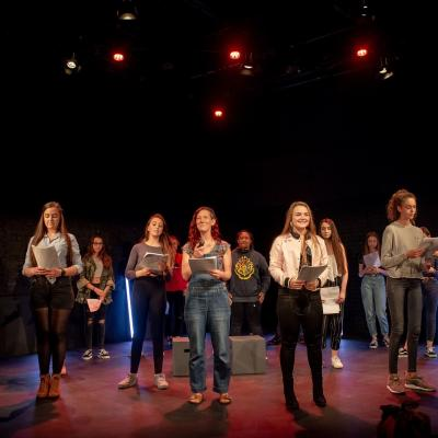 Youth Theatre Verbatim Week - August 2018