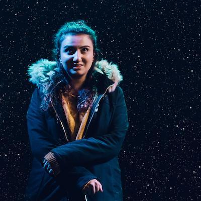 Mahsa Hammat Bahary in Star Fish
