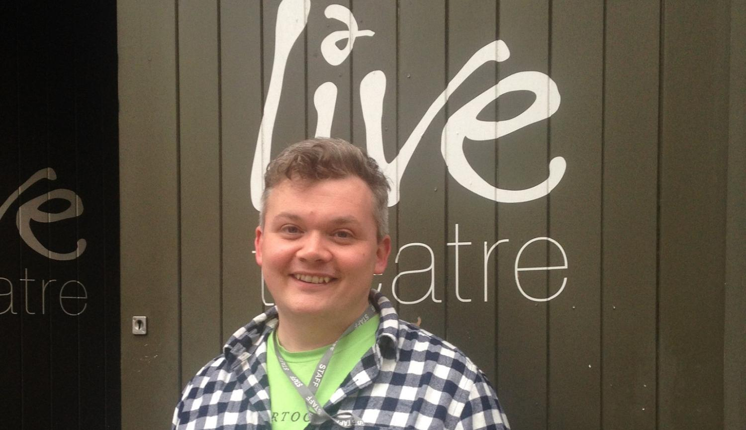 Joe Douglas at Live Theatre