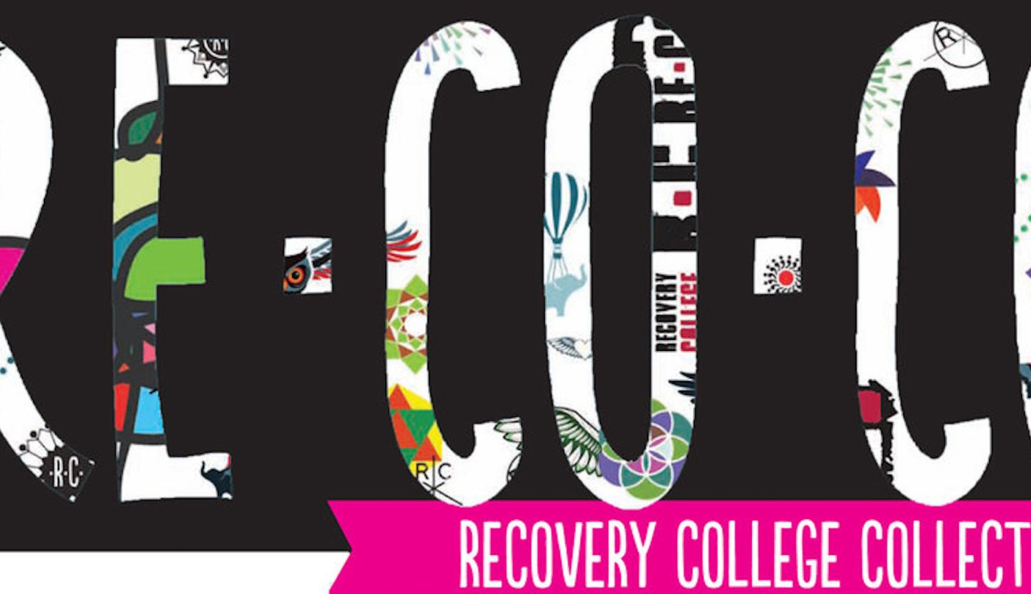 Recovery College Collective logo - Re-Co-Co