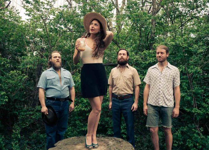 Lindsay Lou & The Flat Bellys (USA)