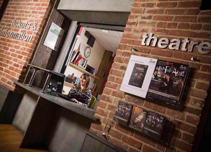 Live Theatre box office