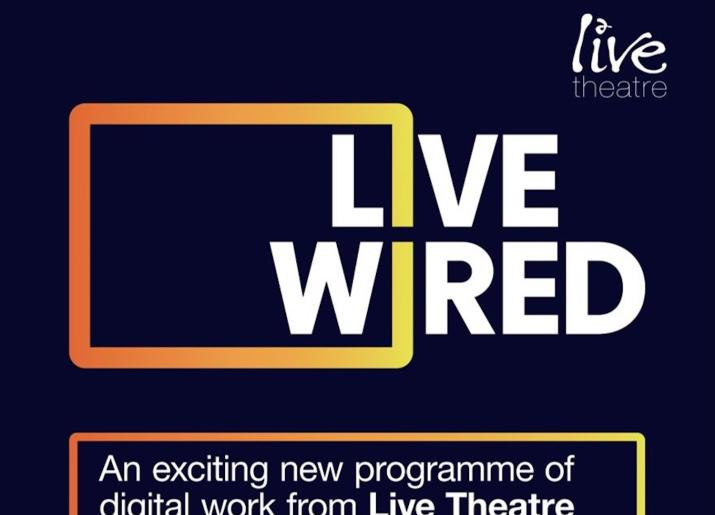 Live Wired Logo